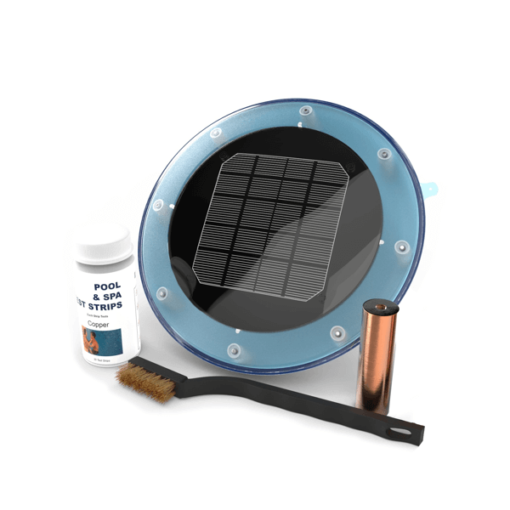 Ionizador solar dunner solar 80 para piscinas perfect pool for Electrolisis piscinas