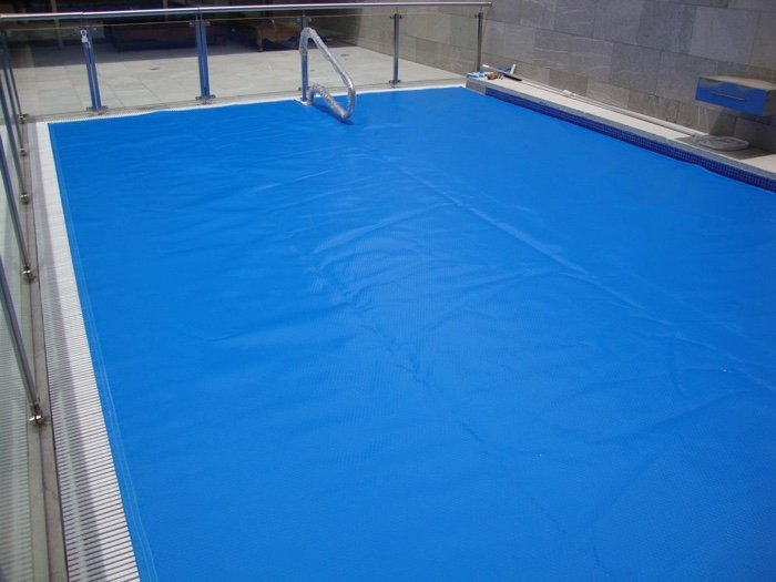 Manta t rmica para temperado de piscinas 5x3 mts for Piscina desmontable 5x3
