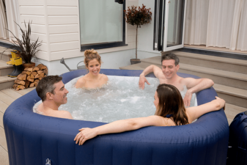 Jacuzzi Inflable Bestway Lay Z Spa Hawaii Airjet
